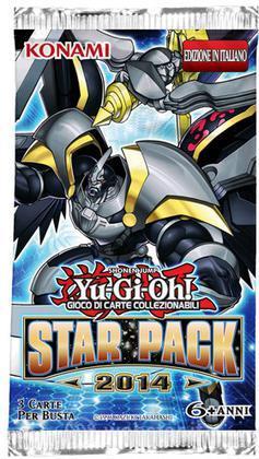 Yu-Gi-Oh! Star Pack 2014 Busta