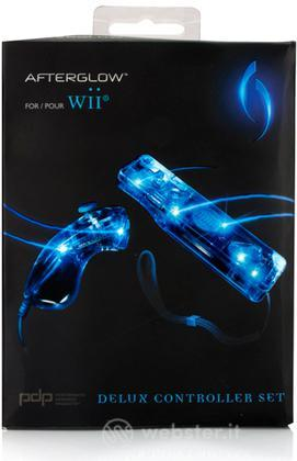 Remote and Chuck Afterglow AW3 PDP WII