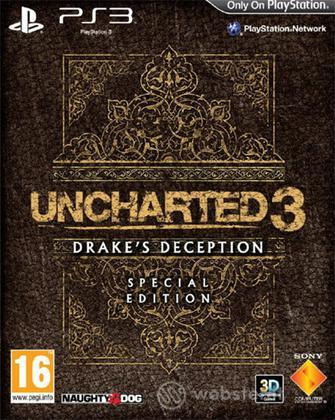 Uncharted 3: Special Edition