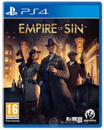 Empire of Sin Day One Edition