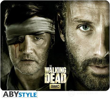 Mousepad Walking Dead - Rick vs Govern.