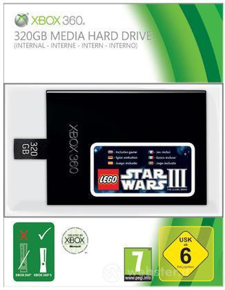 MICROSOFT X360 Media Hard Drive 320GB