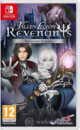 Fallen Legion Revenants - Vanguard Ed.