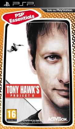Essentials Tony Hawk's Project 8