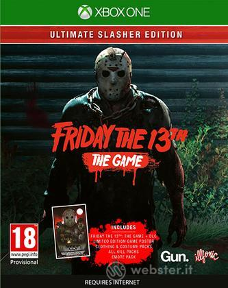 FridayThe13th-TheGame UltimateSlasher Ed
