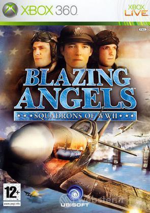 Blazing Angels World War II Squadron