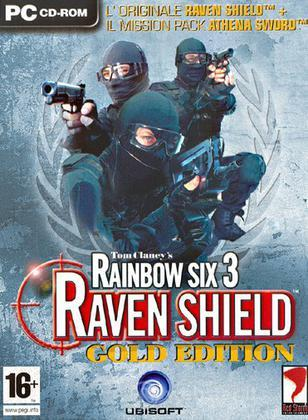 Rainbow Six Urban Operation Gold