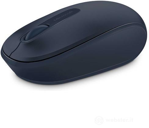 MS Wireless Mobile Mouse 1850 Blue