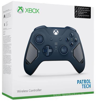 MICROSOFT XONE/PC Ctrl Wi-fi Patrol Tech