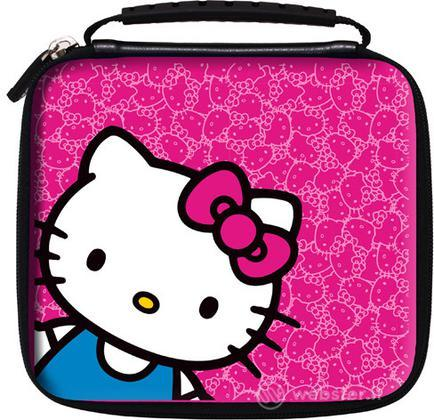 Borsa Ufficiale Nintendo 2DS Hello Kitty