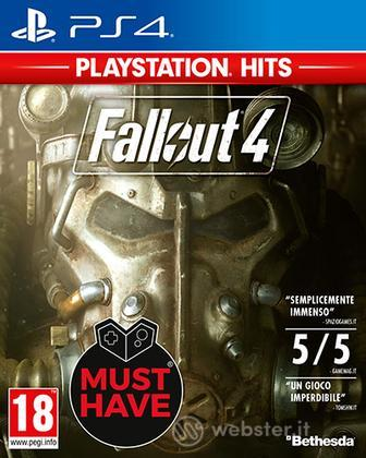 Fallout 4 PS Hits MustHave