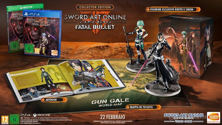 Sword Art Online: Fatal Bullet Coll.Ed.