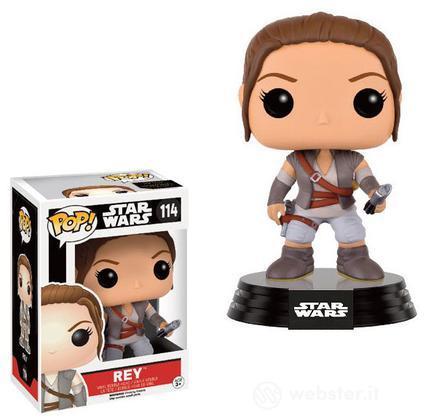 Figure POP! Star Wars - Rey Spada Laser