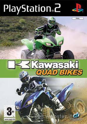Kawasaki 4x4 Quad Bikes