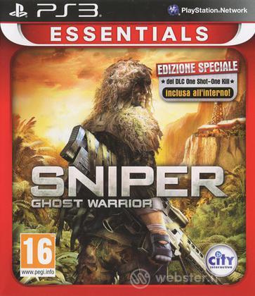 Essentials Sniper Ghost Warrior