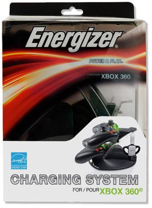 X360 Energizer Charge Station PDP