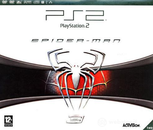 Playstation 2 + Spiderman 3 The Movie