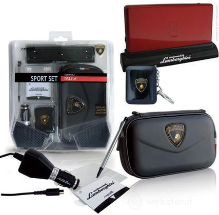 NDSLite Pack Sport Set Lamborghini - AT