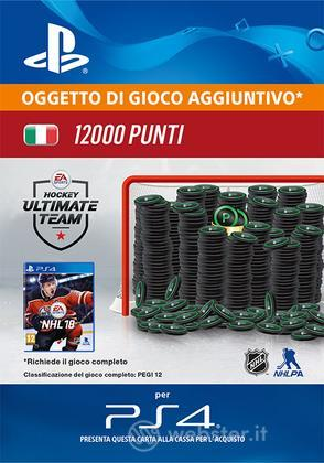 Pacchetto 12000 NHL 18 Points