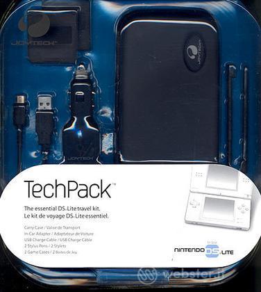 JOYTECH NDSLite - Tech Pack Black