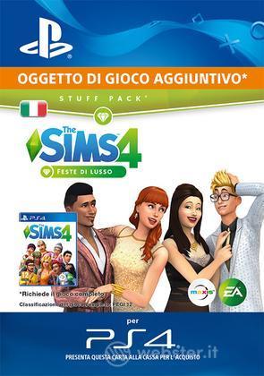 The Sims 4 Feste di Lusso Stuff
