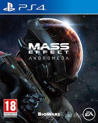 Mass Effect Andromeda PS Hits