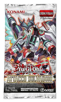 Yu-Gi-Oh! Attacco Selvaggio
