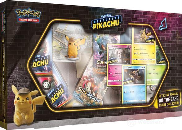 Pokemon Detec.Pikachu Case Figure C.(EN)