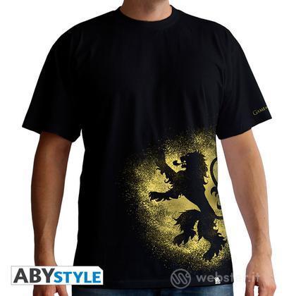 T-Shirt Trono di Spade - Lannister M