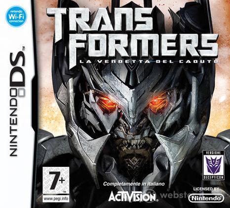 Transformers La Vendetta D.C. Decepticon