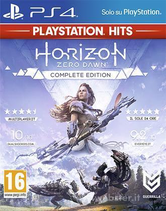 Horizon Zero Dawn: Complete Ed. PS Hits