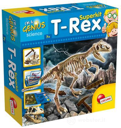 Piccolo Genio Super Kit T-Rex
