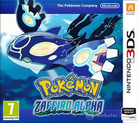 Pokemon Zaffiro Alpha