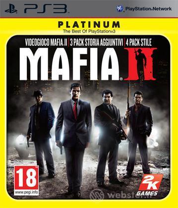 Mafia II Platinum