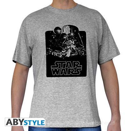 T-Shirt Star Wars - Vintage L
