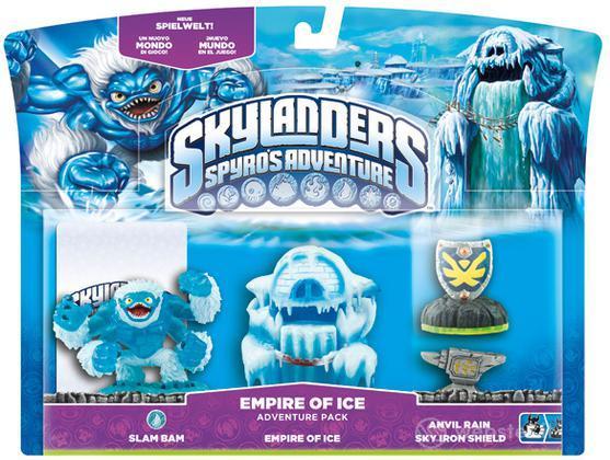 Skylanders Adventure Pack: Empire of Ice