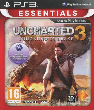 Essentials Uncharted 3:Inganno di Drake