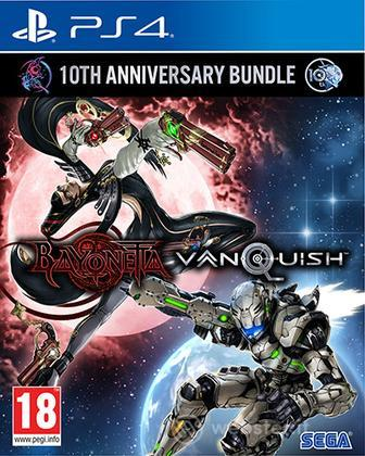 Bayonetta&Vanquish 10'Ann.Bundle STD Ed.