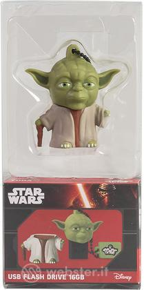 TRIBE USB Key SW Yoda The Wise 16 Gb