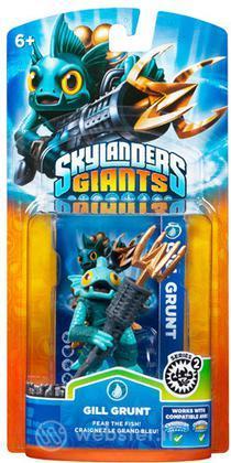 Skylanders Gill Grunt (G)