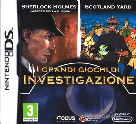 Sherlock Holmes + Scotland Yard