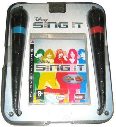 Disney Sing It! Camp Rock + Microfoni