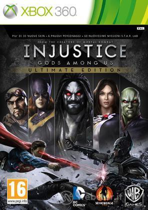 Injustice: Gods Among Us Ultimate Ed.
