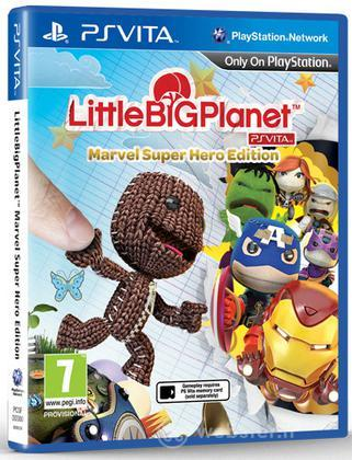 Little Big Planet Marvel Super Hero Ed.