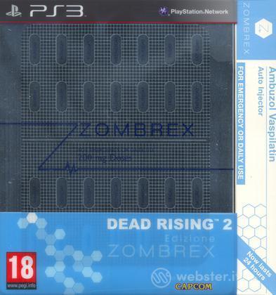 Dead Rising 2 Steel Tin