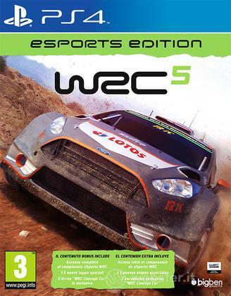 World Rally Championship 5 Esport
