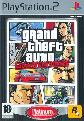 GTA: Liberty City Stories PLT