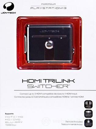 JOYTECH PS3 - Triplicatore uscite HDMI