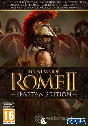 Total War Rome II Spartan Edition