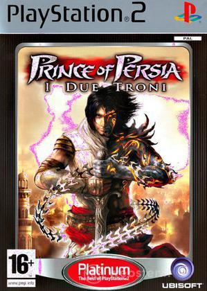 Prince of Persia 3 Due Troni PLT